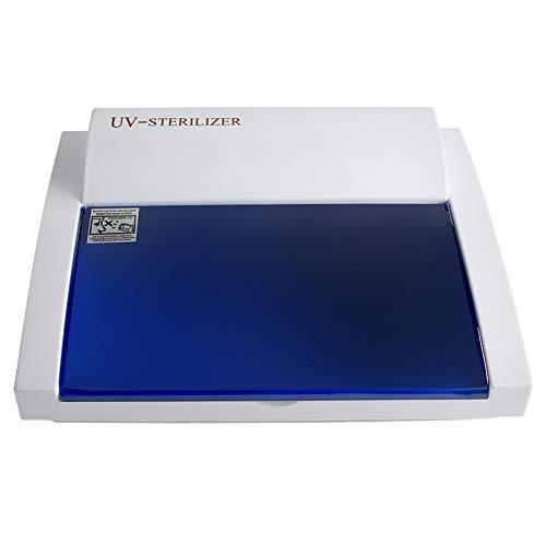 CBPE Sterilizzatore UV Professionale Germicida E Battericida Tavolo Ultravioletto Disinfettante Scatola per Manicure per Salone di Bellezza E Parrucchiere ECC