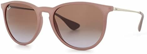 Ray Ban Erika Sunglasses Rubber Sand Brown Gradient product image