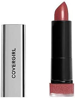 CoverGirl Exhibitionist Metallic Lipstick Getaway 530, 0.12oz, pack of 1