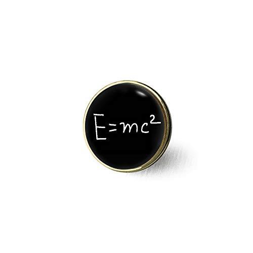 E=mc2, Relativitätstheorie-Anhänger, Geschenk für Wissenschaftler, Physik, Lehrer, Geschenk, Kunstgeschenke, für Sie