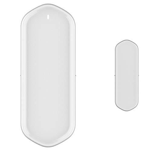 Mogzank Alarma de Puerta de Punto Inteligente para el Hogar Tuya Wifi Sensor de Puerta Puerta Abierta Detectores Cerrados Sistema de Alarma de Seguridad de App Wifi