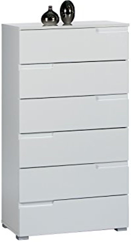 Mbelando Kommode Anrichte Sideboard Standschrank Schubladenkommode Schrank Suzette III