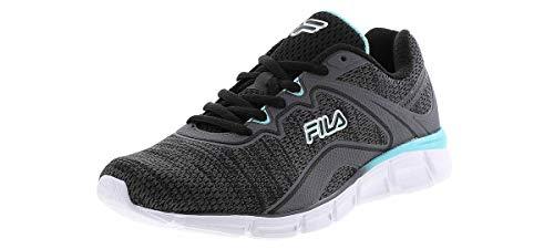 Fila Memory Vernato Wide HeatherBlu Shoe Grey in Size 8