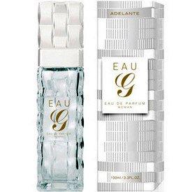 COOLMP - Lot de 12 - Eau de Parfum pour Femme Eau G Silver 100ml