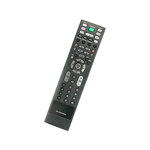 Rssotue New MKJ32022834 Replace Remote Control Fits LG LCD Plasma TV 26LC7D 32LC4D 42LC4D 42LC4D-UA 26LC7DC-UB