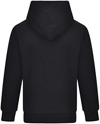Basic kinder hoodie Hoodiewereld