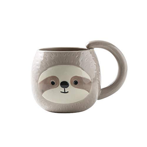 Teekanne Ceramic Marker Milk Cup-Braunbär Reisetasse