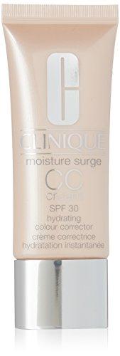 Clinique Moisture Surge All Skin Types CC SPF 30 Hydrating Colour Corrector Cream, Medium, 1.4 Oz