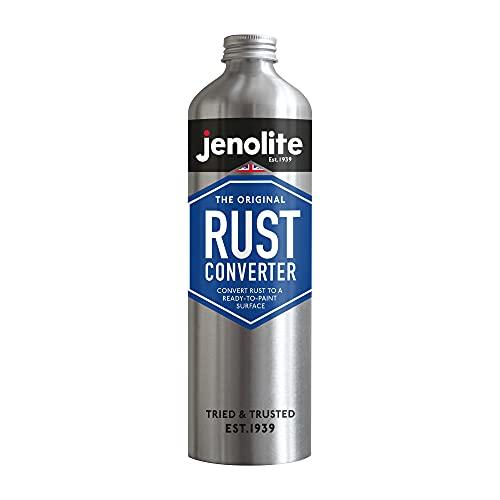 JENOLITE Convertisseur de Rouille - Stop-Rouille - Traitement antirouille - 500g