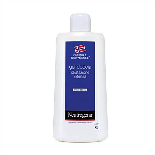 Neutrogena Duschgel mit Feuchtigkeitspflege, intensive trockene Haut, 400 ml