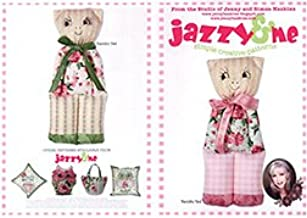 Jazzy and Me Terrific Ted Sewing Pattern By Jenny and Simon Haskins