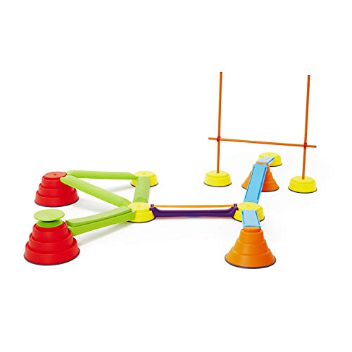 Gonge American Educational Products G-2239 Build 'n Balance Advanced Course Activity Set, 14.5' Height, 14.5' Wide, 14.5' Length,Assorted