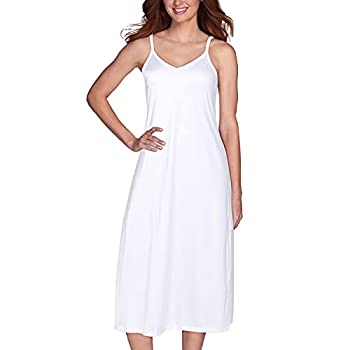 Vanity Fair womens for Under Dresses Full Slip Spinslip - 32  White Large US