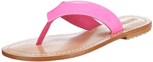 Mystique Damen Sandalen, Pink (neon pink), 40