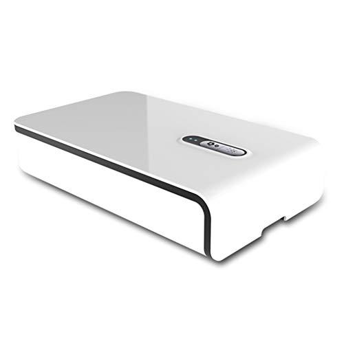 Basage Caja de Luz Ultravioleta PortáTil de TeléFono LáMpara UV Caja de DesinfeccióN para ArtíCulos Personales Limpios