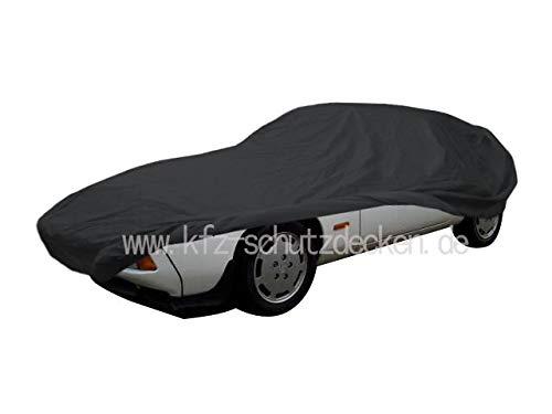 AMS Vollgarage Anti-Frost für Porsche 928, wetterfeste Autoabdeckung für optimalen Frostschutz, Winterabdeckung mit Perfekter Passform, wasserfest & super leicht