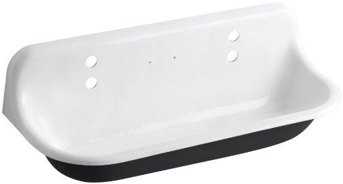 KOHLER K-3202-0 Brockway Wash Sink, White