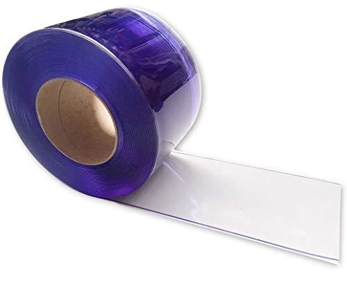 Teletoldo Plástico PVC Transparente 2 mm de Espesor (Lama de 2 Metros de Largo x 0,20 de Ancho)