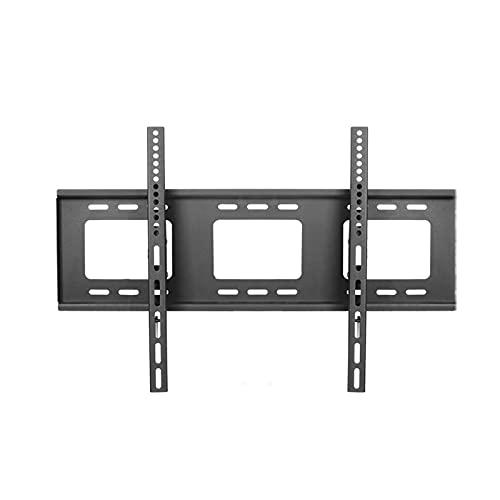 VERDELZ Soporte de TV ultradelgado inclinable universalmente aplicable a Soporte de TV de Pared Abierta con Panel OLED LCD LED de 32-60 50-85 Pulgadas