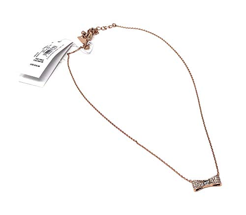 Kate Spade New York Pave Bow Ready Set Rose Gold Plated Pendant Necklace