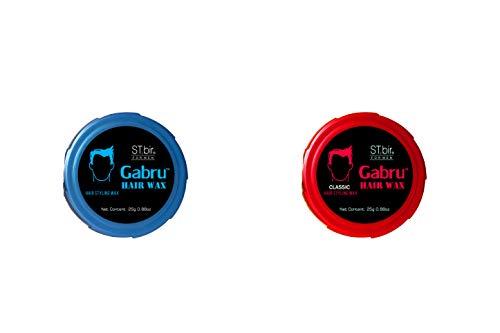 ST.bir Gabru Hair Wax - Pack of 2