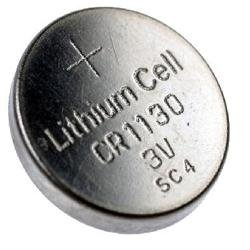 DIVERSE LowCost CR1130 Lithium Knopfzelle 3,0Volt 48mAh