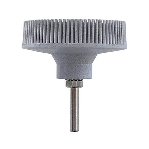 pnxq88 Cepillo abrasivo Profesional para Trabajar Metal Limpiar Discos de Goma de...