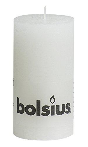 Bolsius Regular Getextureerde Pijler Kaars