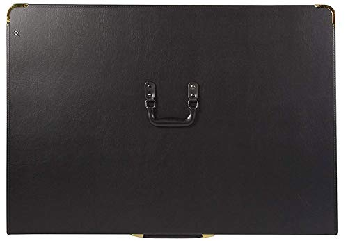 Clairefontaine PCJ1A1BKZ Vinyl koffer A1, zwart