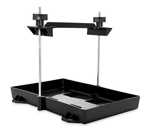 Camco 55394 Standard Battery Hold-Down Tray