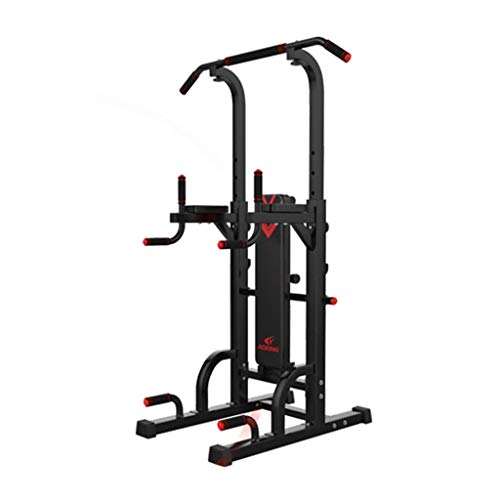Review ZAIHW Pull-up Bar, Foldable, Multi-Functional, Stand Pull Up Station with Freestanding Pull-u...
