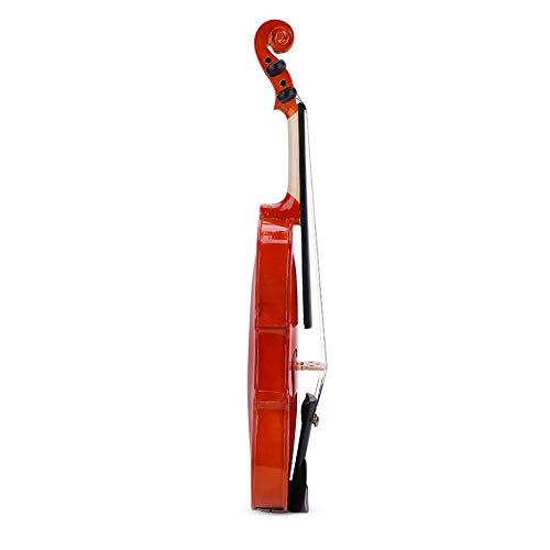 Violín Para Principiantes, Tilo Más Fino, Claro Y Coherente, Acabado Satinado, Luz Suave Y Duro, Violín Para Principiantes, Para Violín, Instrumento Musical