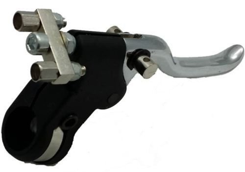 Right Dual cable Brake Handle Lever for 39cc water cooled Pocket bike MTA4, B1REPLICA