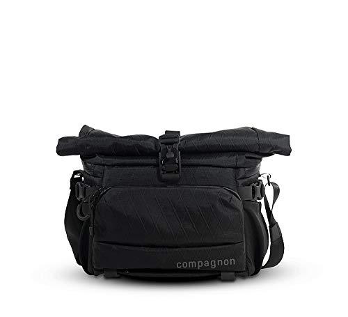 Element Sling 11 - leichte, wetterfeste Kameratasche - Stauraum erweiterbar (Volcano Black)
