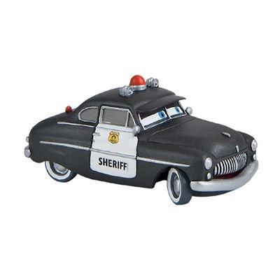 12686 - Bullyland - Walt Disney Figurine Voiture Sheriff (ne roule pas)