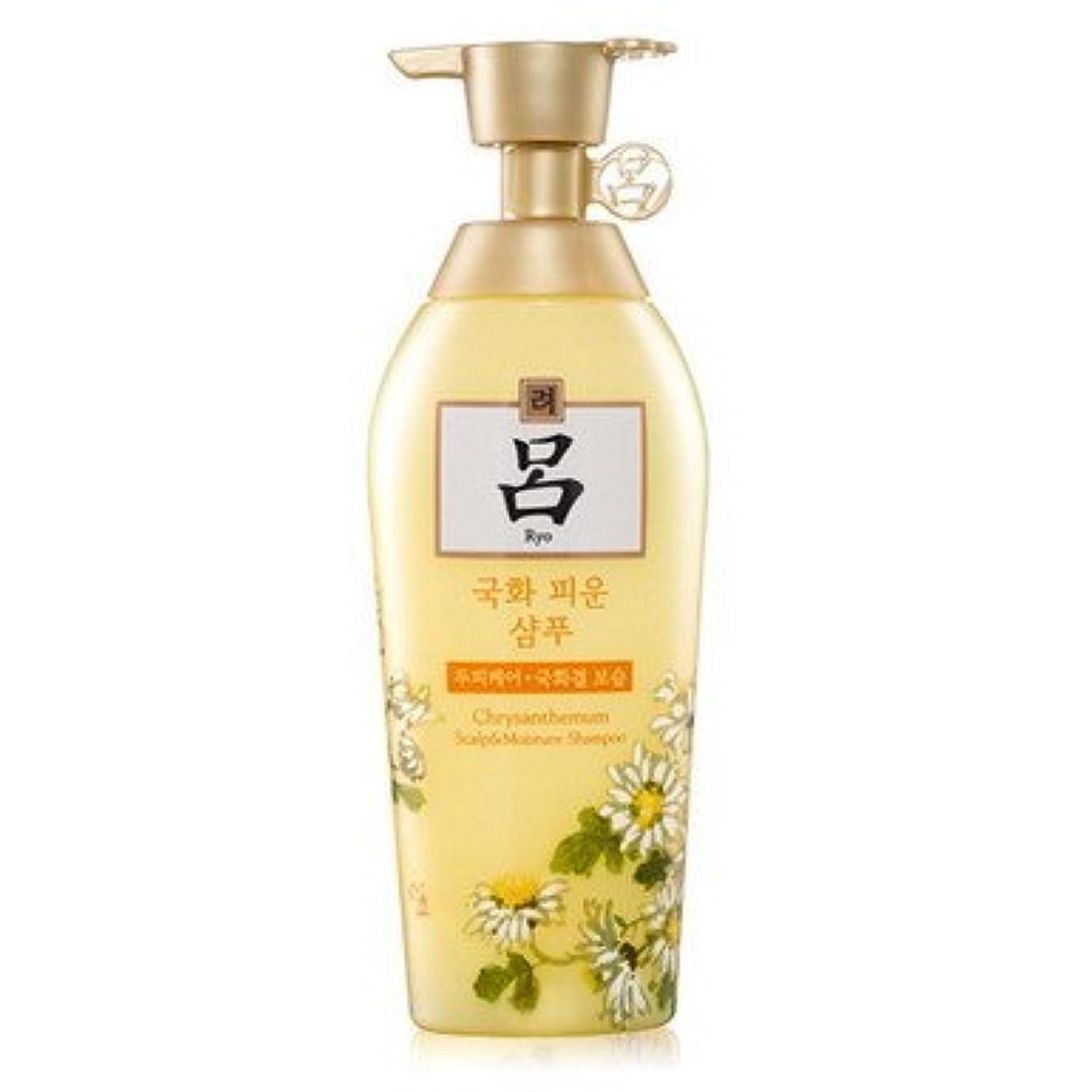手入れアセ奪う【呂(Ryo)】アッケシソウ菊をたいたシャンプー 500ml (乾性頭皮向け) [並行輸入品]
