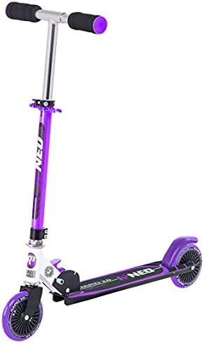 2 wheel scooter with handle _image2