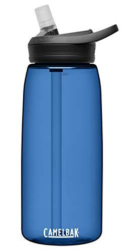 Color Transparente 7.6 x 10 x 19centimeters CamelBak Eddy 0.15 Botella Infantil Unisex tama/ño 400 ml