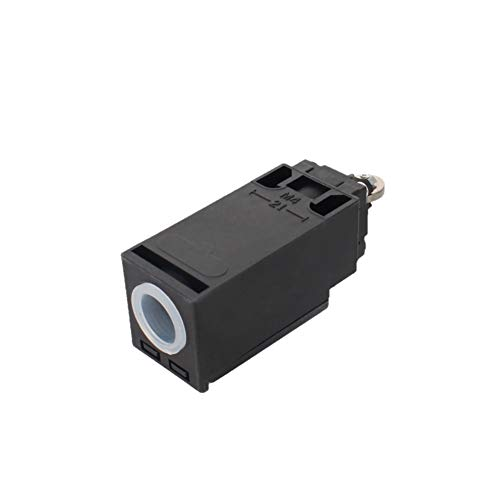 Fielect XCK-P102 Wheel Button Switch Momentary Limit Switch 1NC+1NO for CNC Mill 3D Printer Door Switch 1 Pcs