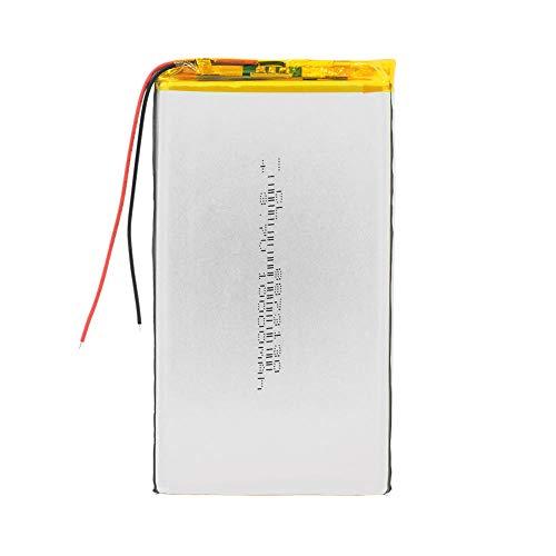 wangxiaoping 2 uds batería lipo Recargable 3,7 V 8873130 10000 mah batería de polímero de Litio para Tableta DVD GPS Juguetes eléctricos