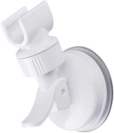 OUO Suction Cup Shower Head Holder Handheld Showerhead Bracket Adjustable Shower Holder Removable product image