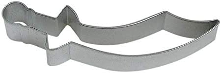 safety Sword Pirate 5'' Ranking TOP12 Cookie New Cutter