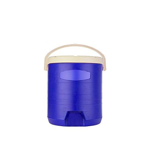 Roestvrijstalen isolatie barrel verzegelde emmer, dubbellaags verdikte lange tijd isolatie / houdt koude barrel, industriële capaciteit milktea emmer sojamelk emmer ijsemmer geschikt voor thuis keuken / Re