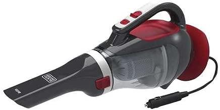 BLACK+DECKER dustbuster Handheld Vacuum for Car, Cordless, Red (BDH1220AV)