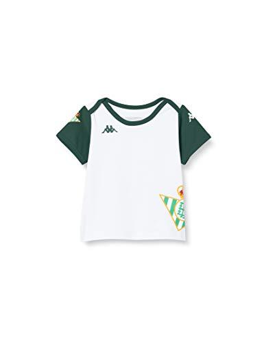 Kappa AEBBY Betis,Bebé,Verde/Blanco,18 Meses