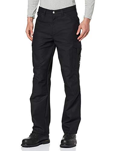 BP 1466-560-32-50 Arbeitshosen, mit Taschen, 310,00 g/m² Stoffmischung, schwarz ,50