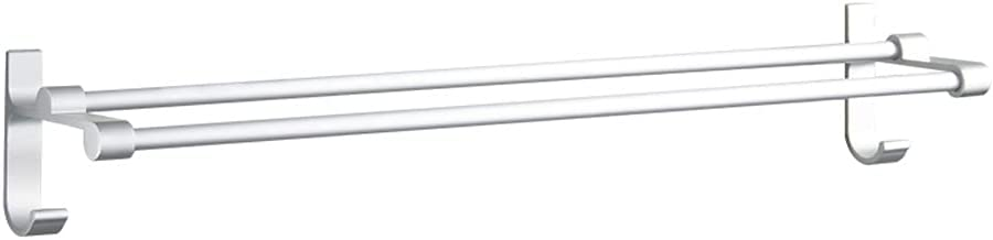 YJKLP Raleigh Mall Punch-Free Towel Rack Bathroom Aluminum Wall Space Hanging shop