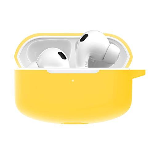 RipengPI Funda protectora de silicona para auriculares EDIFIER LolliPods Pro