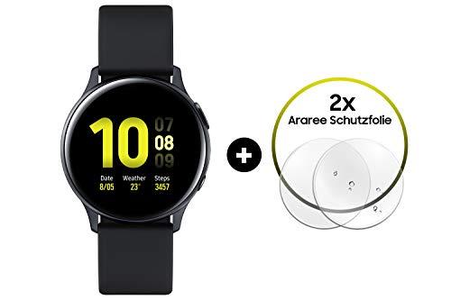 Samsung Galaxy Watch Active2 Aluminium 40mm Explorer Edition (LTE) schwarz