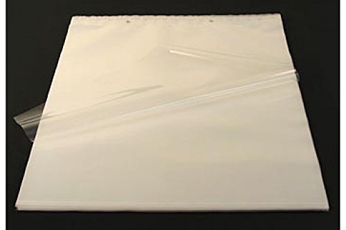 Valrhona Guitarre Blätter, Folien zum Formen, 40x60cm, 100µ, 25 St